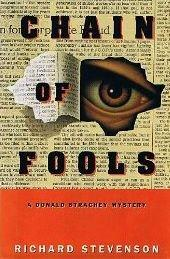 CHAIN OF FOOLS by Richard Stevenson