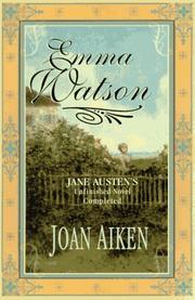 EMMA WATSON by Jane Austen