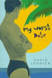 MY WORST DATE by David Leddick