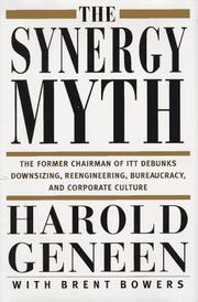 THE SYNERGY MYTH by Harold Geneen