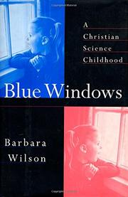 BLUE WINDOWS by Barbara Wilson