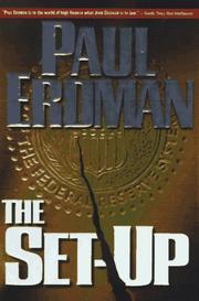 THE SET-UP by Paul Erdman
