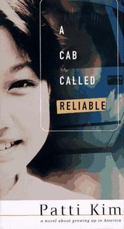 A CAB CALLED RELIABLE by Patti Kim