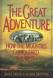 Cover art for THE GREAT ADVENTURE