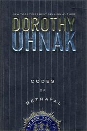 CODES OF BETRAYAL by Dorothy Uhnak