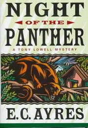 NIGHT OF THE PANTHER by E.C. Ayres