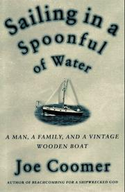 SAILING IN A SPOONFUL OF WATER by Joe Coomer