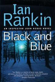 BLACK AND BLUE by Ian Rankin