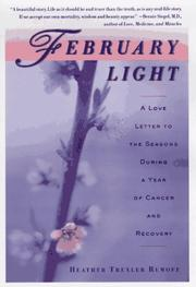 FEBRUARY LIGHT by Heather Trexler Remoff