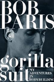GORILLA SUIT by Bob Paris