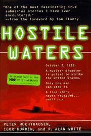 HOSTILE WATERS by Peter Huchthausen