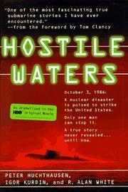 HOSTILE WATERS by Peter Huchthausen