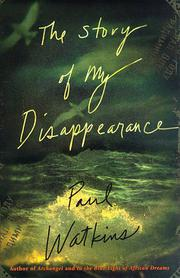 Cover art for THE STORY OF MY DISAPPEARANCE