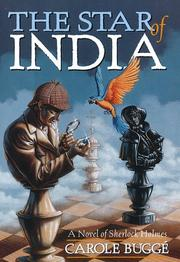 THE STAR OF INDIA by Carole Buggé