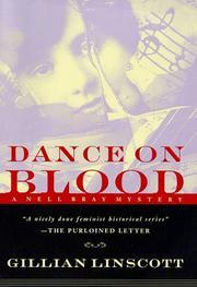 DANCE ON BLOOD by Gillian Linscott