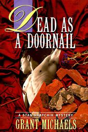 DEAD AS A DOORNAIL by Grant Michaels
