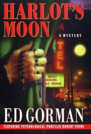 HARLOT'S MOON by Ed Gorman