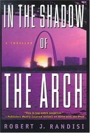 IN THE SHADOW OF THE ARCH by Robert J. Randisi