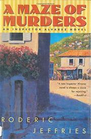 A MAZE OF MURDERS by Roderic Jeffries