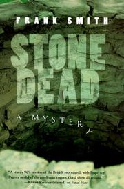 STONE DEAD by Frank Smith
