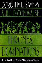 Book Cover for THRONES, DOMINATIONS