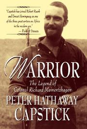 WARRIOR by Peter Hathaway Capstick