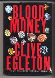 BLOOD MONEY by Clive Egleton