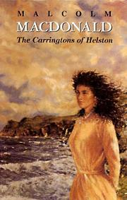 Cover art for THE CARRINGTONS OF HELSTON
