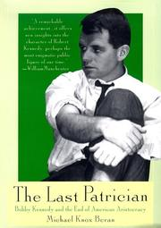 THE LAST PATRICIAN by Michael Knox Beran