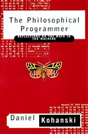 THE PHILOSOPHICAL PROGRAMMER by Daniel Kohanski