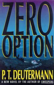 ZERO OPTION by P.T. Deutermann