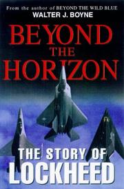 BEYOND THE HORIZONS by Walter J. Boyne