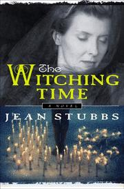 THE WITCHING TIME by Jean Stubbs