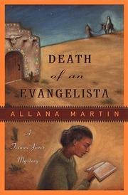 DEATH OF AN EVANGELISTA by Allana Martin