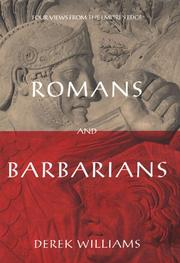 ROMANS AND BARBARIANS by Derek Williams