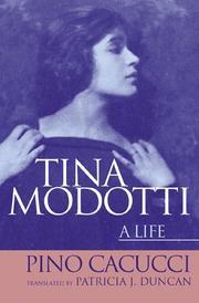 TINA MODOTTI by Pino Cacucci