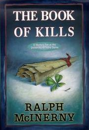BOOK OF KILLS by Ralph McInerny
