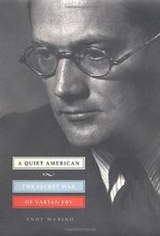 A QUIET AMERICAN by Andrew Marino