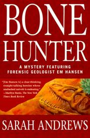BONE HUNTER by Sarah Andrews