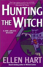 HUNTING THE WITCH by Ellen Hart
