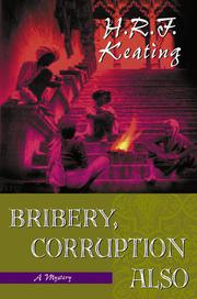 Book Cover for BRIBERY, CORRUPTION ALSO