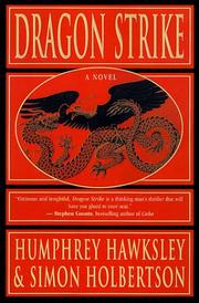 DRAGON STRIKE by Humphrey Hawksley