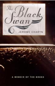 THE BLACK SWAN by Jerome Charyn