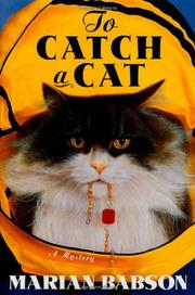 Book Cover for TO CATCH A CAT