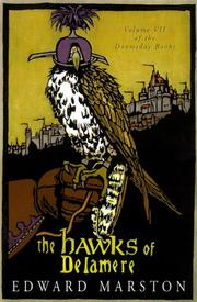 THE HAWKS OF DELAMERE by Edward Marston