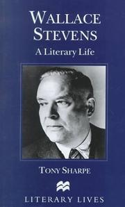 WALLACE STEVENS by Tony Sharpe