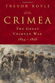 CRIMEA by Trevor Royle