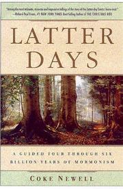 LATTER DAYS by Coke Newell
