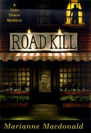 ROAD KILL by Marianne Macdonald