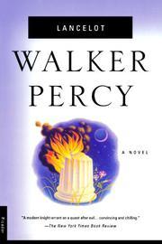 LANCELOT by Walker Percy